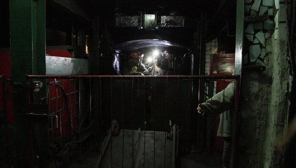 ВДонецкой области ранены 6 горняков при взрыве нашахте