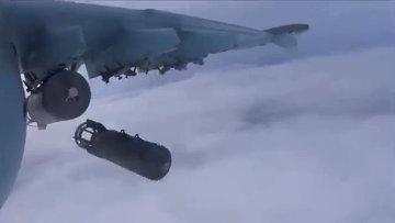 Самолеты российских Воздушно-космических сил нанесли точечные удары по укрепленному опорному пункту террористов в провинции Хама