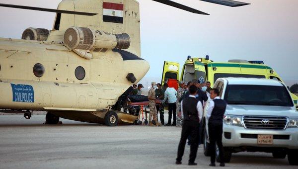 Спасатели обнаружили тело трехлетней девочки в 8 км от места крушения A321 на Синае