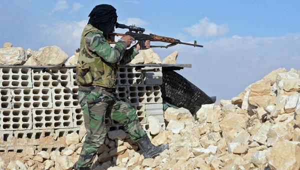 Бойцы движения Хезболлах. Архивное фото