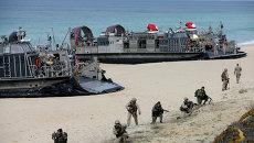 Учения НАТО Trident Juncture-2015. Архивное фото