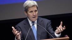 Госсекретарь США Джон Керри. Архивное фото