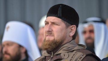 Р. Кадыров. Архивное фото