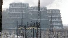 Сибирский химический комбинат в Северске (бывший Томск-7)