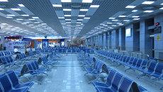 Аэропорт Хургады. Архивное фото