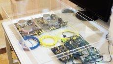Система защищенной связи, созданная в Российском квантовом центре