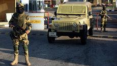 Египетские спецназовцы. Архивное фото