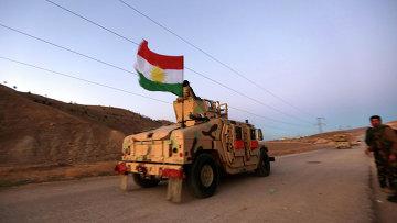 Курдские вооруженные силы. Архивное фото