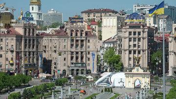 Города мира. Киев. Архивное фото