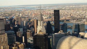 Нью-Йорк. Архивное фото
