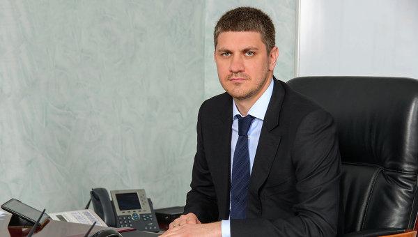 Генеральный директор Новороссийского комбината хлебопродуктов Алексей Чемеричко