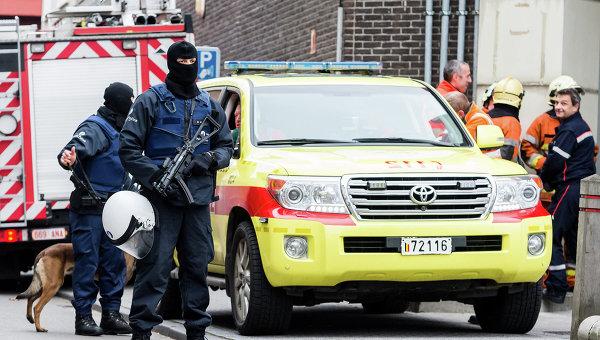 Бельгийская полиция. Архивное фото