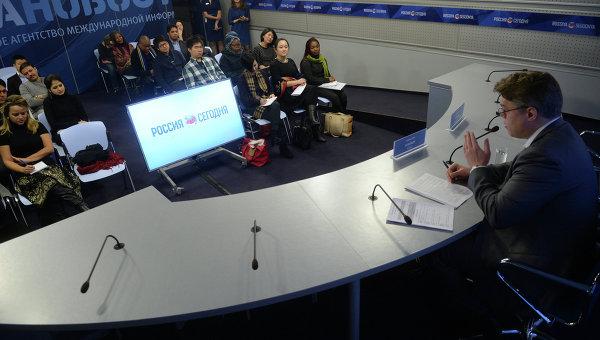 Школа молодых журналистов БРИКС. День первый