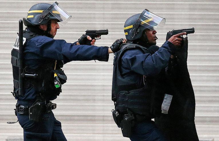 Евросоюз и терроризм. Когда они уже начнут обращаться к нам за помощью?