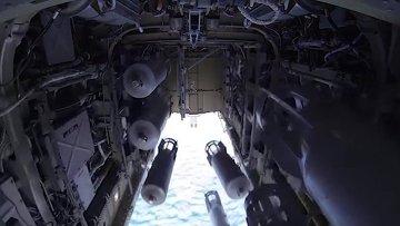 Боевые пуски крылатых ракет по объектам ИГ в Сирии. Ноябрь 2015