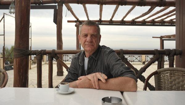 Журналист ТАСС Александр Елистратов. Архивное фото