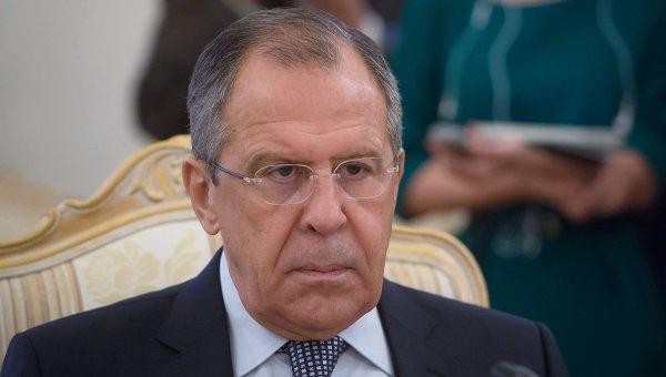 Министр иностранных дел Российской Федерации Сергей Лавров. Архивное фото