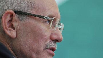 Президент Республики Башкортостан Рустэм Хамитов. Архивное фото