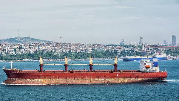 Пролив Босфор. Архивное фото
