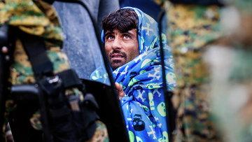 Мигрант. Архивное фото