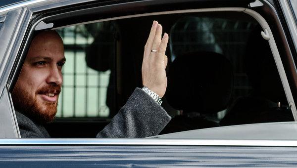 Бизнесмен Неджмеддин Билал Эрдоган, сын президента Турции Реджепа Эрдогана. Архивное фото