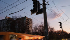 Ситуация с энергоснабжением Крыма. Архивное фото