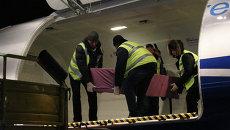 Тела погибших в Мали россиян доставили в Ульяновск