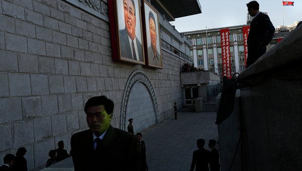 Ситуация в Северной Корее. Архивное фото