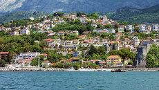 Вид на Котор, Черногория. Архивное фото