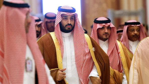 Министр обороны Саудовской Аравии принц Мухаммед бен Салман. Архивное фото