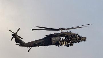 Военный вертолет США. Архивное фото