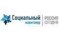 Социальный навигатор. Логотип