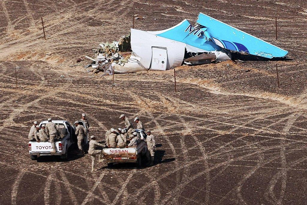 В Египте уничтожили главаря группировки, подозреваемой во взрыве на А321
