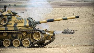 Турецкие военные. Архивное фото