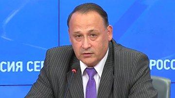 Александр Гусев, директор Института стратегического планирования и прогнозирования
