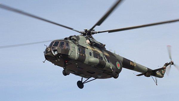 Военно-транспортный вертолет Ми-171Ш. Архивное фото