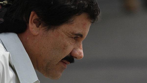 Мексиканский наркобарон Хоакин Гусман Лоэра, Эль Чапо