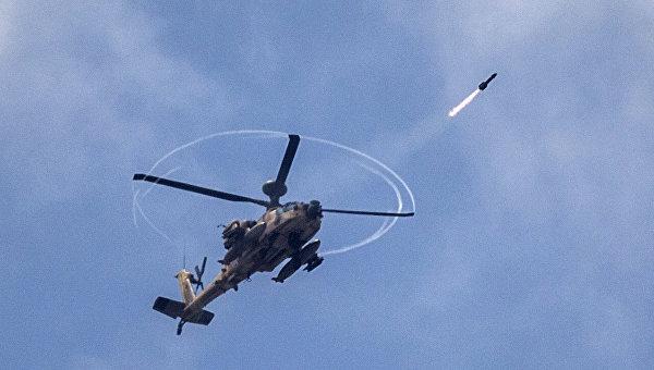 ВВС Израиля нанесли авиаудар вответ нашальной снаряд изСирии