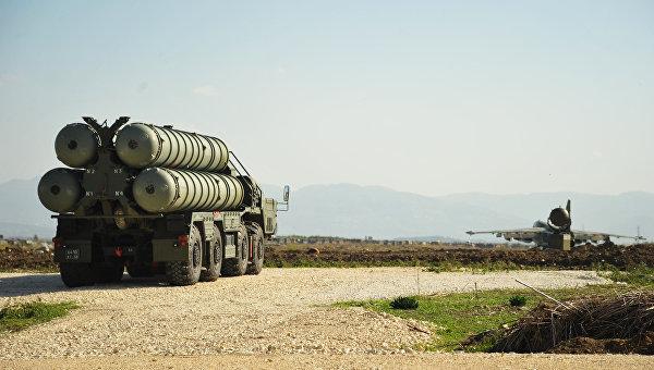 Зенитно-ракетный комплекс С-400, архивное фото