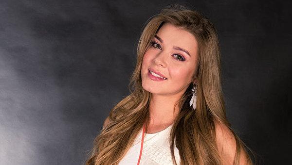 Победительница международного конкурса красоты Мисс Интерконтиненталь 2015 Валентина Расулова
