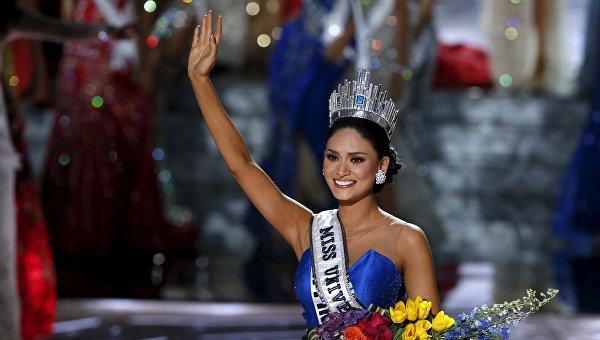 Мисс Вселенная-2015, филиппинка Пия Алонсо Вуртсбах