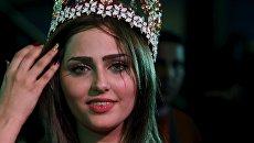 Мисс Ирак Шальма Абдельрахман