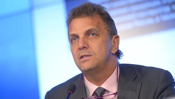 Президент Российского союза предпринимателей текстильной и легкой промышленности (Союзлегпром) Андрей Разбродин