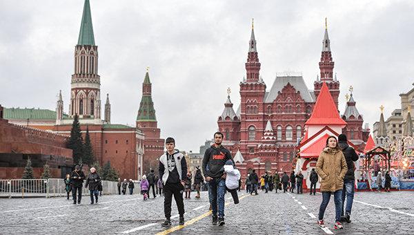 В Москве побит очередной температурный рекорд. Архивное фото