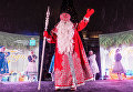 Дед Мороз из Великого Устюга посетил Самару