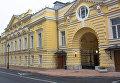 "Фасад театра ""Геликон-опера"""