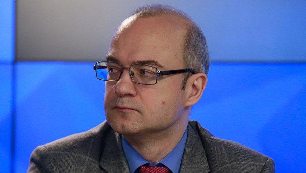 Сергей Гриняев, гендиректор Центра стратегических оценок и прогнозов. Архивное фото