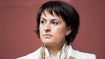 Глава города Петрозаводск Галина Ширшина. Архивное фото