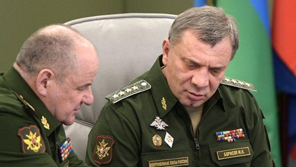 Юрий Борисов (справа). Архивное фото