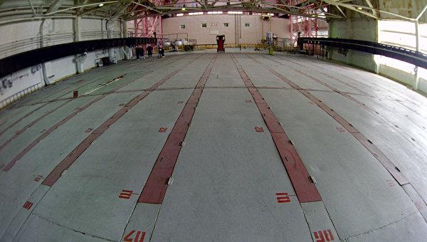 Завод по регенерации облученного ядерного топлива. Архивное фото